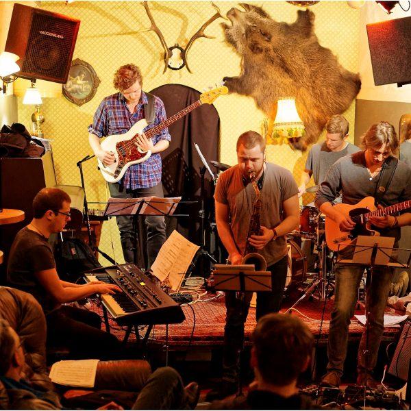 Heimathirsch Köln oliver lutz quintett heimathirsch oliver rehmann