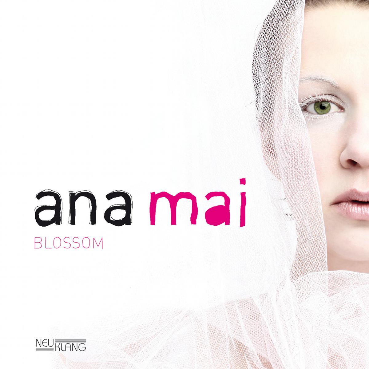 CD Cover Blossom