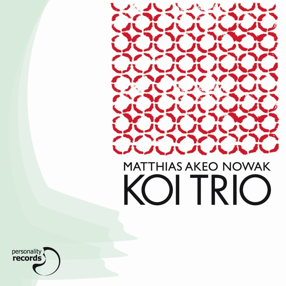 CD Cover KOi Trio